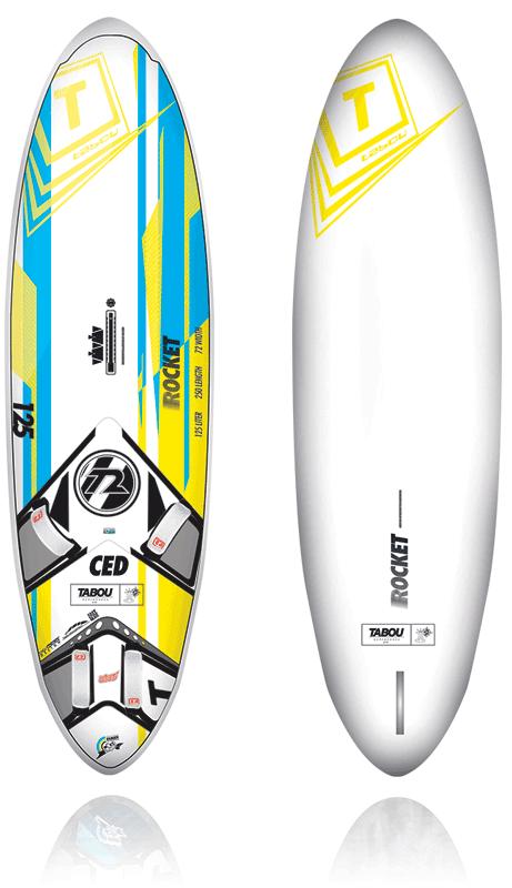 Tabou Rocket 115-145lt