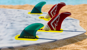FCS II and I mini tutle Usbox slotbox fin adaptor windsurfing